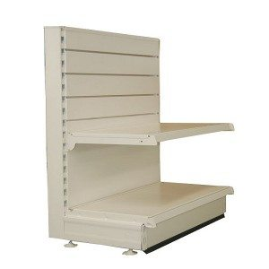 Single side shelving