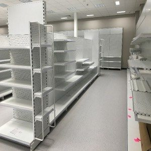 GHM Supermarket Racking Large