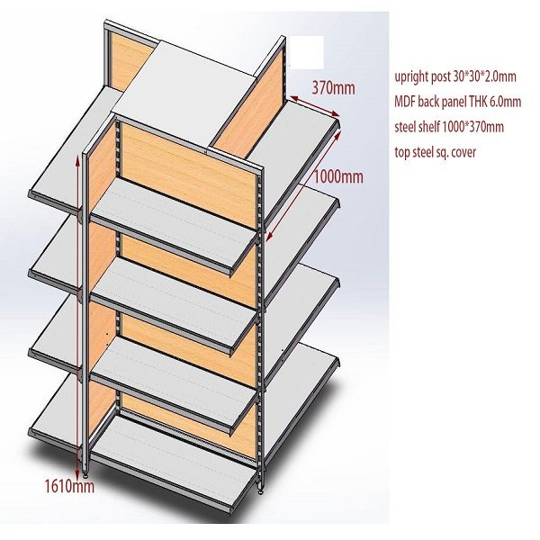 11 Years Manufacturer Way-shelf to Florence Importers