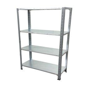 Beam free shelving