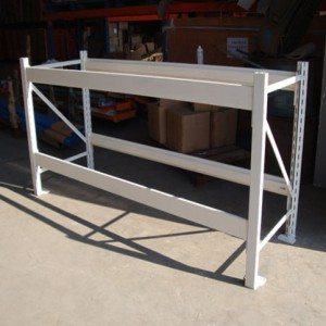 Medium duty TEGO type racking